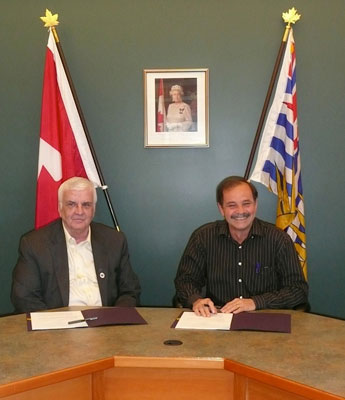 Ensuring Quality Water Supply For Gibsons The Local Weekly