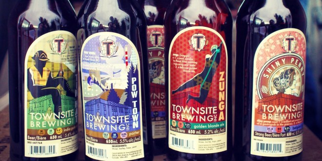 Townsite Brewing supports Coast charities