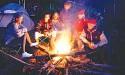 Campfire ban ends