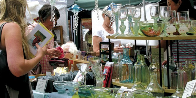 Hackett Park Arts & Crafts Fair this weekend