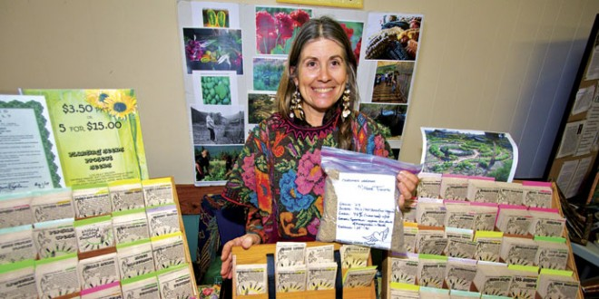 Seedy Saturday this weekend