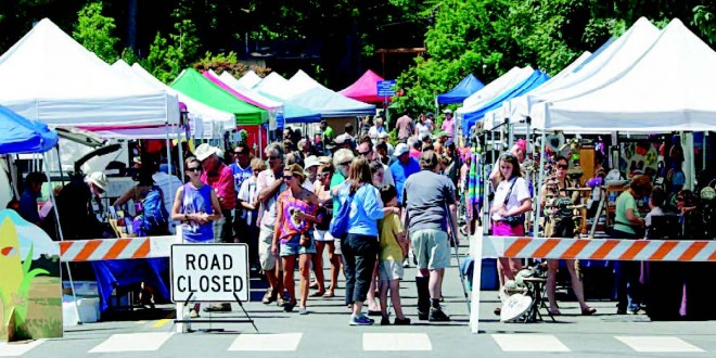 Milne: Sechelt bustling with summer activity