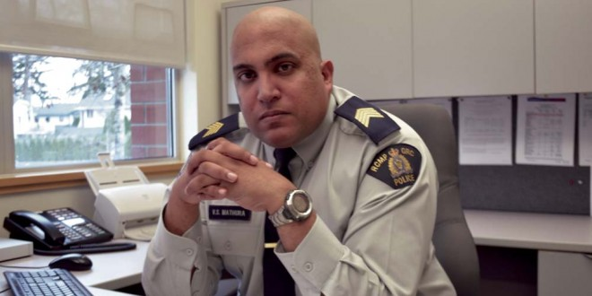 Coast top cop moving on