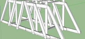 Popsicle Stick Bridge contest held April 29