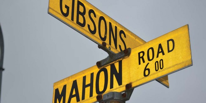 Gibsons objects to drilling