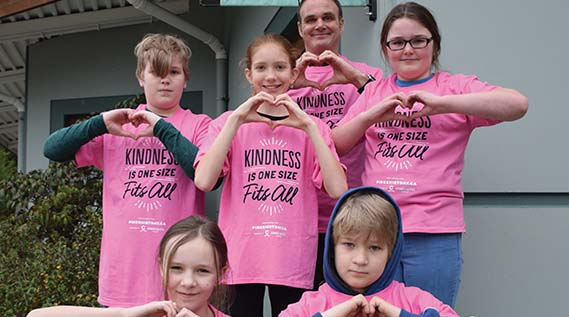 Pink Shirt Day next Wednesday | The Local Weekly