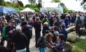 Earth Day draws hundreds to Creek