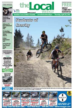 The Local April 28 Page 1