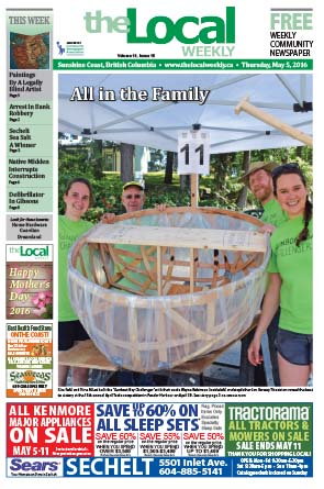 The Local May 5 Page 1