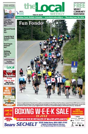 The Local June 30 page 1