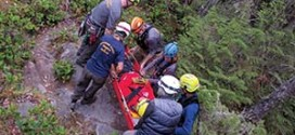 SAR teams continue to practice for all weather conditions