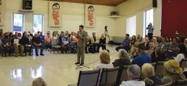 Housing town hall draws capacity crowd