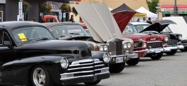 Pender Harbour Show and Shine coming up