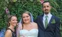 Devastating fire didn't stop wedding