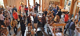 Wood Expo draws a crowd at Seaside Centre