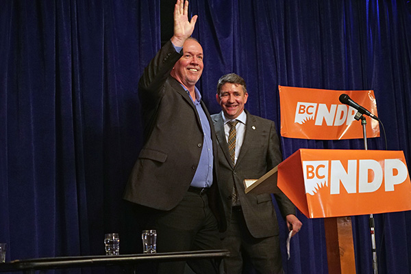 New government gets mixed reviews after UBCM meeting