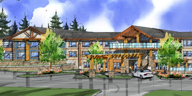 Trellis care home project leaves Sechelt for Gibsons