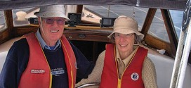Sailing instructor says thanks