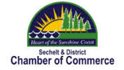Sechelt Chamber of Commerce: Reasons to join