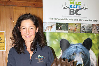 Local WildSafe BC funding still in question