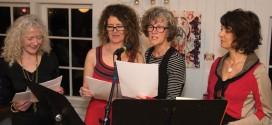 OutRAGEous women read aloud