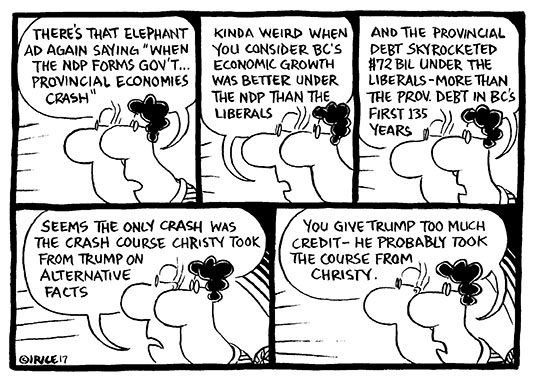 Weekly cartoon – April 13