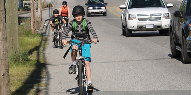 Proposed Gibsons bike-lanes should be deferred, group says