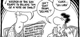 Weekly cartoon – June 8