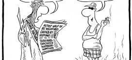 Weekly cartoon – July 13