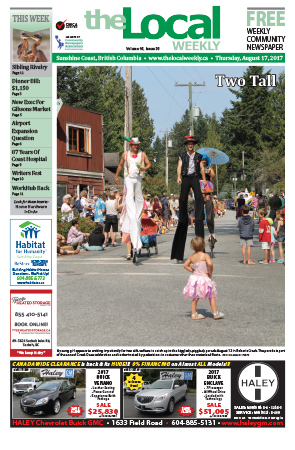 The Local August 17 Page 1