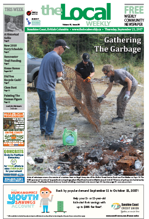 The Local September 21 Page 1