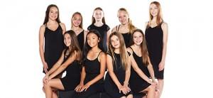 P 1 dancers