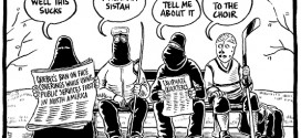 Weekly cartoon October 26