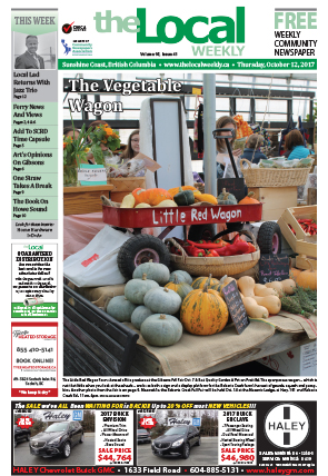 The Local October 12 Page 1