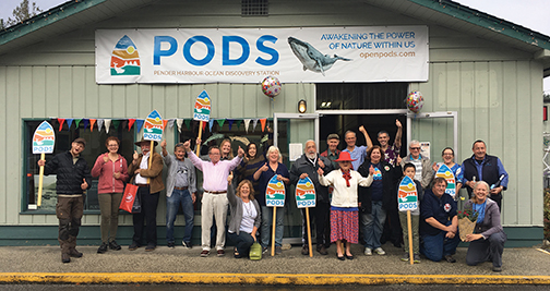 PODS hits fundraising target