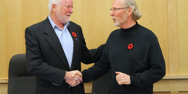 Milne elected chair of SCRD Board