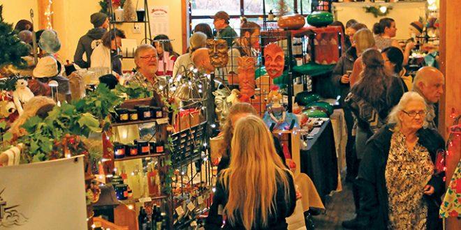Christmas fair season begins