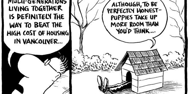 Weekly cartoon – November 30