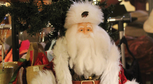 Beautiful Santa could still be yours
