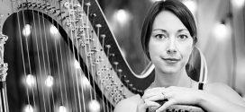 Harpist Nadeau to play solstice concert