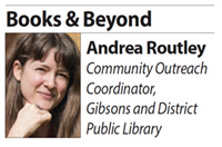 Gibsons Library hosts reconciliation event