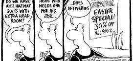 Weekly cartoon – March 29