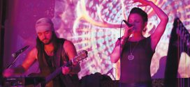 Psychedelic duo to play RC Hall