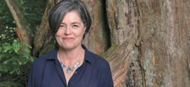 Author Claudia Casper reads Saturday night