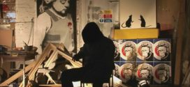Banksy doc showing at Arts Centre
