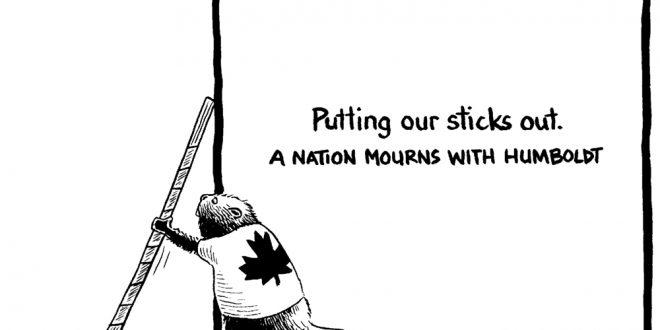 Weekly Cartoon April 12